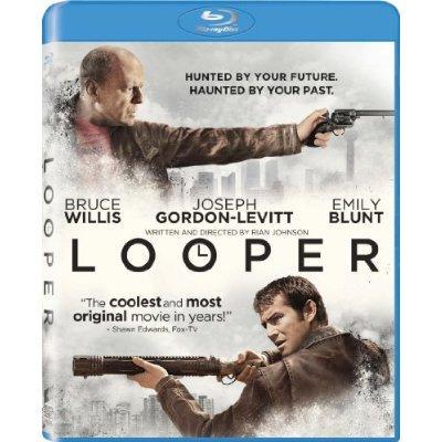 Looper  UltraViolet Digital Copy Bluray 2012