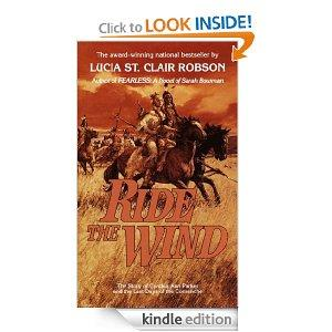 Ride The Wind Kindle Edition