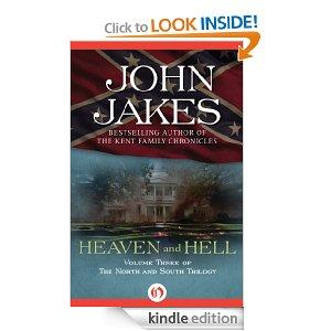 Heaven And Hell North And South Trilogy Kindle Edition