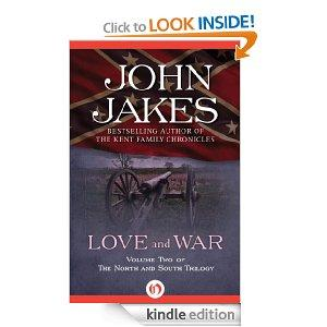 Love And War North And South Trilogy Kindle Edition