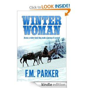 Winter Woman Kindle Edition