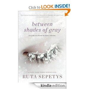 Between Shades Of Gray Kindle Edition