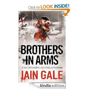 Brothers In Arms Jack Steel 3 Kindle Edition
