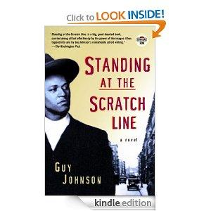 Standing At The Scratch Line A Novel Strivers Row Kindle Edition