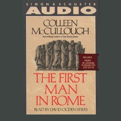 The First Man In Rome Abridged Audible Audio Edition