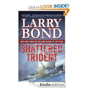 Shattered Trident Kindle Edition