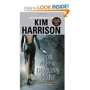For A Few Demons More The Hollows Book 5 Mass Market Paperback