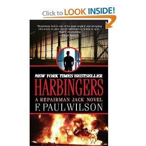 Harbingers A Repairman Jack Novel Repairman Jack Novels Mass Market Paperback