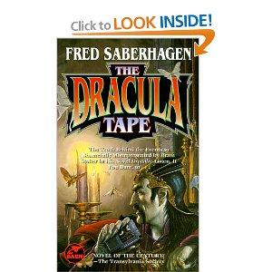 The Dracula Tape Mass Market Paperback