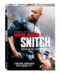Snitch DVD  Digital Copy  UltraViolet 2013