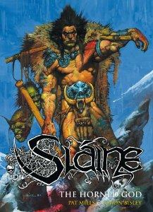Slaine The Horned God Hardcover