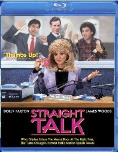 Straight Talk Bluray 1992