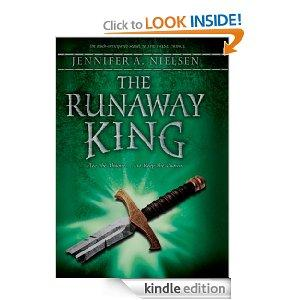 The Runaway King Book 2 Of The Ascendance Trilogy Kindle Edition