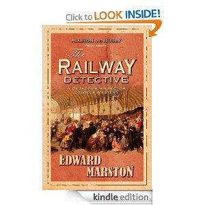 The Railway Detective The Railway Detective Series Kindle Edition