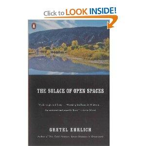 The Solace Of Open Spaces Paperback