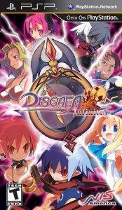 Disgaea Infinite  Sony PSP