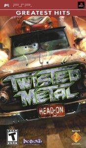 Twisted Metal HeadOn