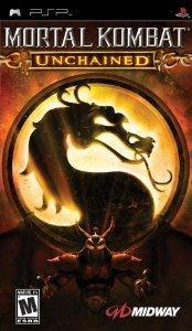 Mortal Kombat Unchained  Sony PSP