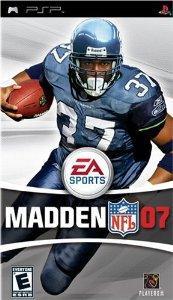 Madden NFL 07  Sony PSP