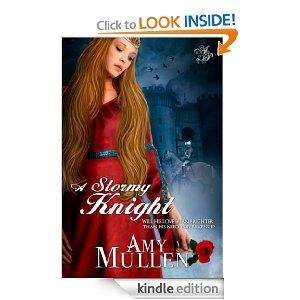 A Stormy Knight Kindle Edition