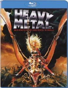 Heavy Metal Bluray 1981