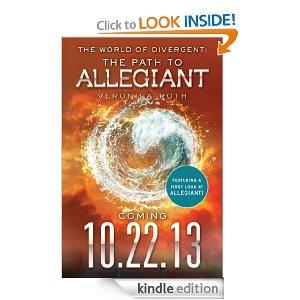 The World Of Divergent The Path To Allegiant Divergent Series Kindle Edition
