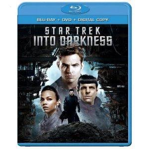Star Trek Into Darkness Bluray  DVD  Digital HD 2013