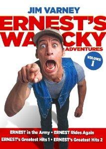 Ernests Wacky Adventures Vol. 1 1998