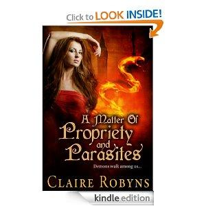A Matter Of Propriety And Parasites Dark Matters Kindle Edition