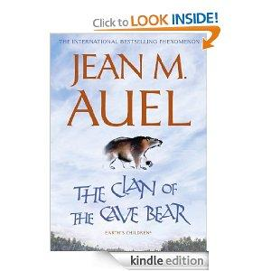 The Clan Of The Cave Bear Earths Children Kindle Edition