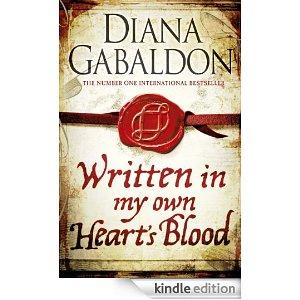 Written In My Own Hearts Blood Outlander Kindle Edition