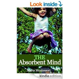 The Absorbent Mind Kindle Edition