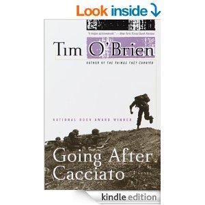 Going After Cacciato Kindle Edition