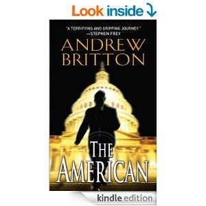 The American A Ryan Kealey Thriller Kindle Edition