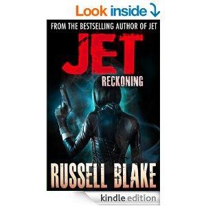 JET IV  Reckoning Kindle Edition