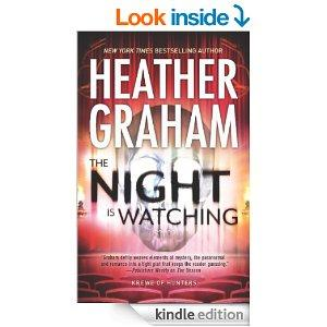 The Night Is Watching Book 9 In Krewe Of Hunters Series Kindle Edition