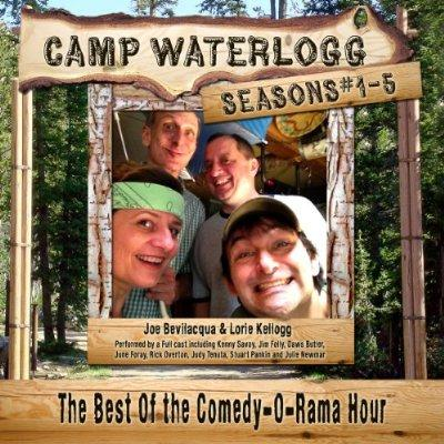 Camp Waterlogg Chronicles Seasons 1  5 Unabridged Audible Audio Edition