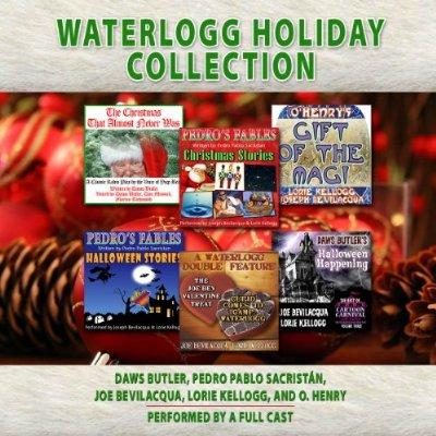 Waterlogg Holiday Collection Unabridged Audible Audio Edition