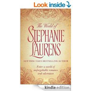 The World Of Stephanie Laurens Promo EBooks Kindle Edition
