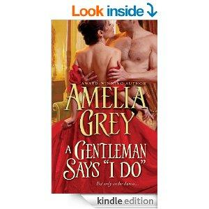 A Gentleman Says I Do Kindle Edition
