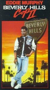 Beverly Hills Cop 2 VHS 1987