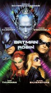 Batman  Robin VHS 1997