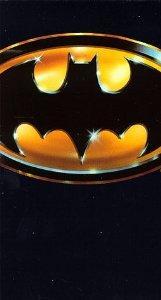 Batman VHS 1989