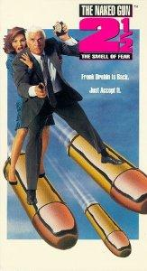 The Naked Gun 2 12  The Smell Of Fear VHS 1991