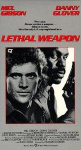 Lethal Weapon 1 VHS 1987