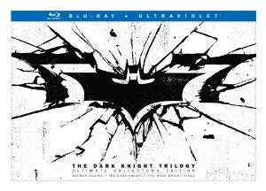 The Dark Knight Trilogy Ultimate Collectors Edition Batman Begins  The Dark Knight  The Dark Knight Rises Bluray 2013