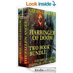 Harbinger Of Doom Two Book Bundle Kindle Edition