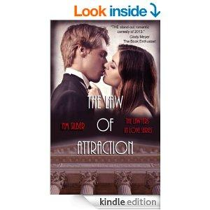 The Law Of Attraction Lawyers In Love Book 1 Kindle Edition
