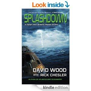 Splashdown A Dane And Bones Origins Story Dane Maddock Origins Book 3 Kindle Edition