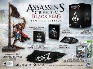 Assassins Creed IV Black Flag Limited Edition  PlayStation 4